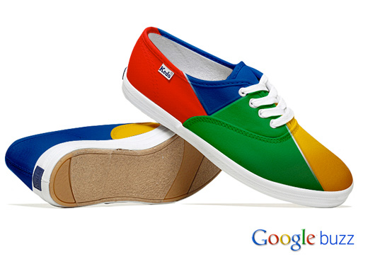 Google Buzz Shoes